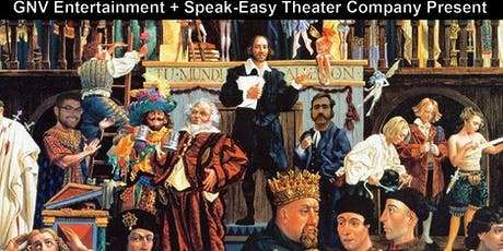 The Complete Works of Shakespeare (abridged) tickets