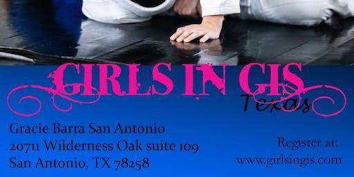 Girls in Gis Texas-San Antonio