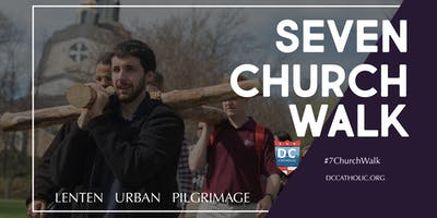 17th Annual 7 Church Walk for Young Adults