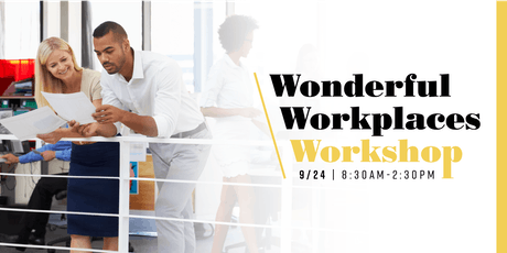 Wonderful Workplaces Workshop tickets