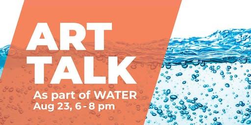 Art Talk at LOCAL Gallery
