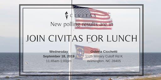 September Poll Lunch