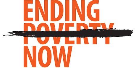 Understanding Poverty Workshop tickets