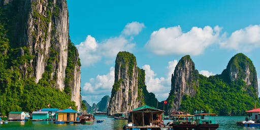 Wander in Thailand & Vietnam