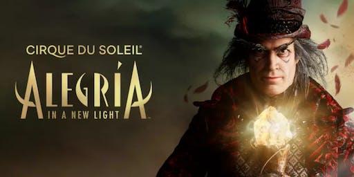 NY - Cirque Du Soleil: Alegria