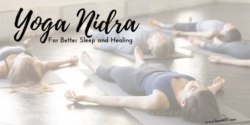 Yoga Nidra for Better Sleep