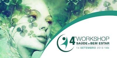4º workshop saúde e bem estar