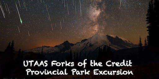 UTAAS Perseids Meteor Shower Trip 2019