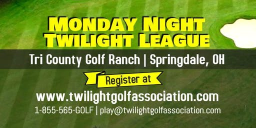 Monday Twilight League at Tri County Golf Ranch