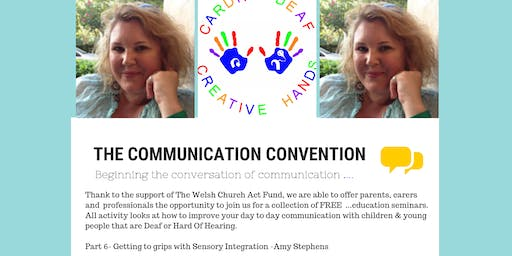 Communication Convention With Cardiff Deaf Creative Hands  - Part 6