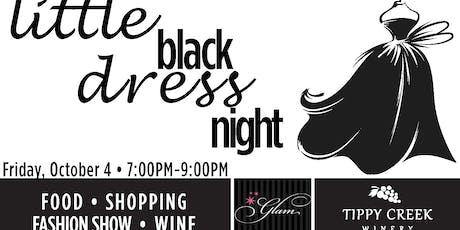 Little Black Dress Night tickets
