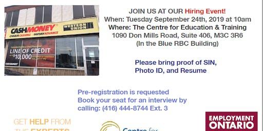 Toronto, Canada Hiring Event Events | Eventbrite
