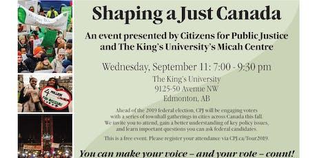 CPJ Fall Tour - Edmonton, AB tickets