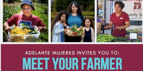 Meet Your Adelante Farmer 2019 tickets