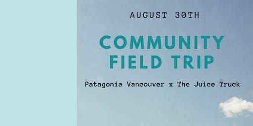 Community Field Trip