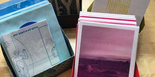 Zine Reading: Highlights from The Soapbox Zine Library