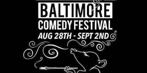 Baltimore Comedy Festival Show at The Lou Room
