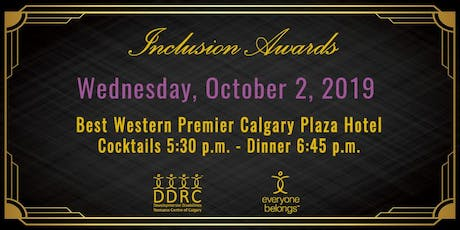 24th Inclusion Awards tickets