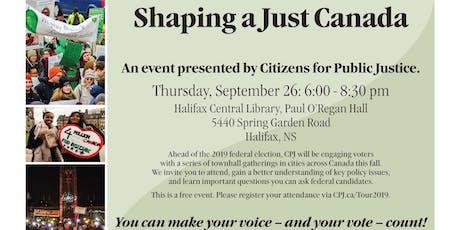 CPJ Fall Tour - Halifax, NS tickets