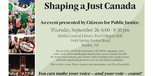 CPJ Fall Tour - Halifax, NS