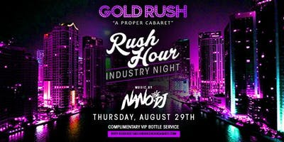 Rush Hour Industry Night