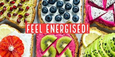 Feel energised!