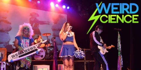 Free Outdoor Concert with Weird Science tickets