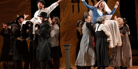 Fiddler on the Roof - in NYC tickets