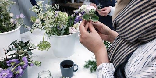 Intro to Wedding Flowers Workshop