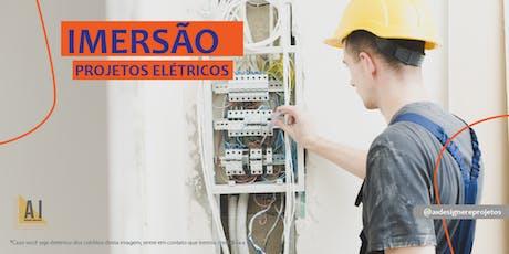 Imersão em projeto elétrico ingressos
