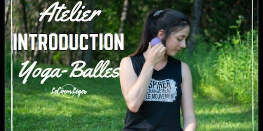 Atelier Introduction au Yoga-Balles