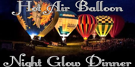 Harvest Hot Air Balloon Night Glow Buffet tickets