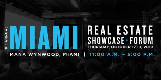 The Real Deal's 6th Annual Real Estate Showcase + Forum