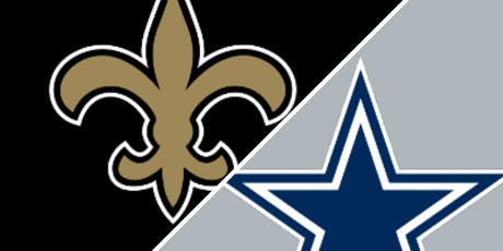 Dallas 2 New Orleans Weekend 2019 {Cowboys vs Saints} tickets