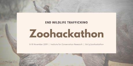 Zoohackathon 2019 tickets