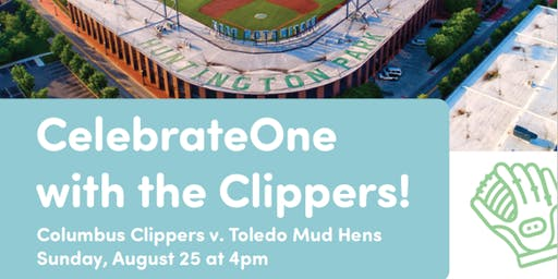 CelebrateOne with the Columbus Clippers
