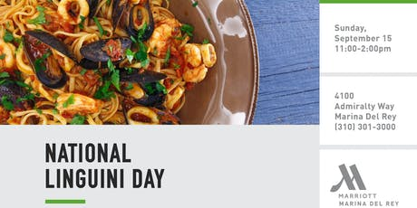 National Linguini Day tickets