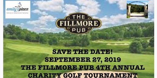 The Fillmore Pub 4th Annual Charity Golf Tournament