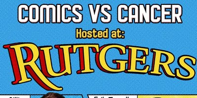 Comics Vs Cancer 9pm show