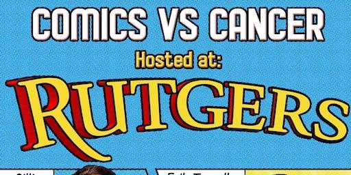 Comics Vs Cancer 9pm show