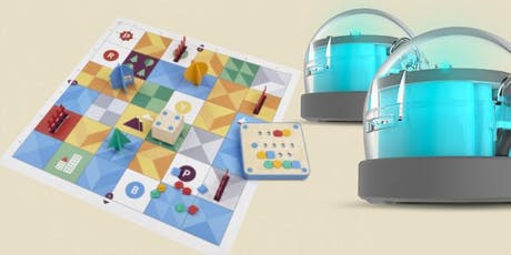 STEM: Ozobots & Cubetto tickets