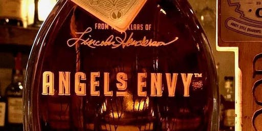 Angel's Envy Bourbon Tasting with Founder Wes Henderson