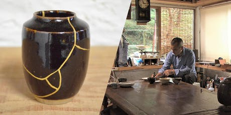 An Introduction to Kintsugi with Japan-based Master Teacher Dave Pike tickets