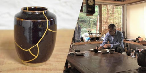 An Introduction to Kintsugi with Japan-based Master Teacher Dave Pike