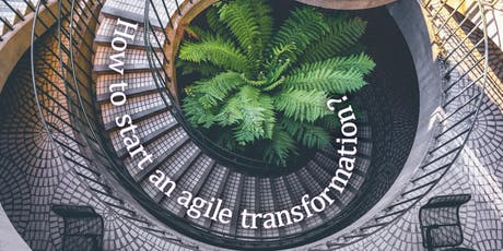 Summer Academy: How to start an agile transformation?  Tickets