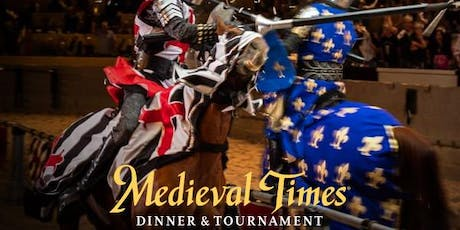 BR Campus Medieval Times tickets