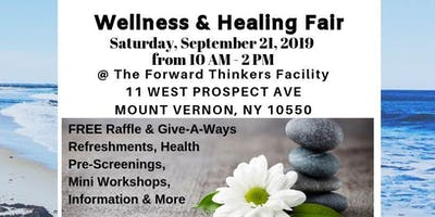 Wellness & Healing Fair