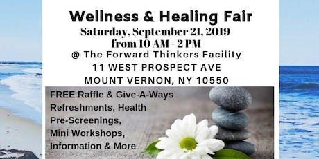 Wellness & Healing Fair tickets