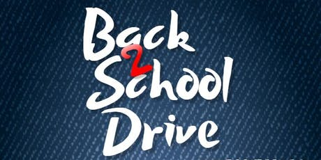 Project Pawn & Embrace Us Presents: Back 2 School Drive tickets
