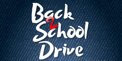 Project Pawn & Embrace Us Presents: Back 2 School Drive